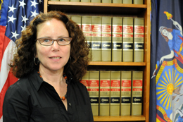 Chief Deputy Attorney General Janet Sabel