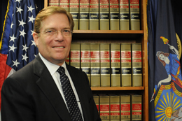 Executive Deputy Attorney General of State Counsel Kent T. Stauffer