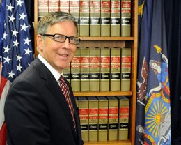 Executive Deputy Attorney General for Regional Offices Martin J. Mack