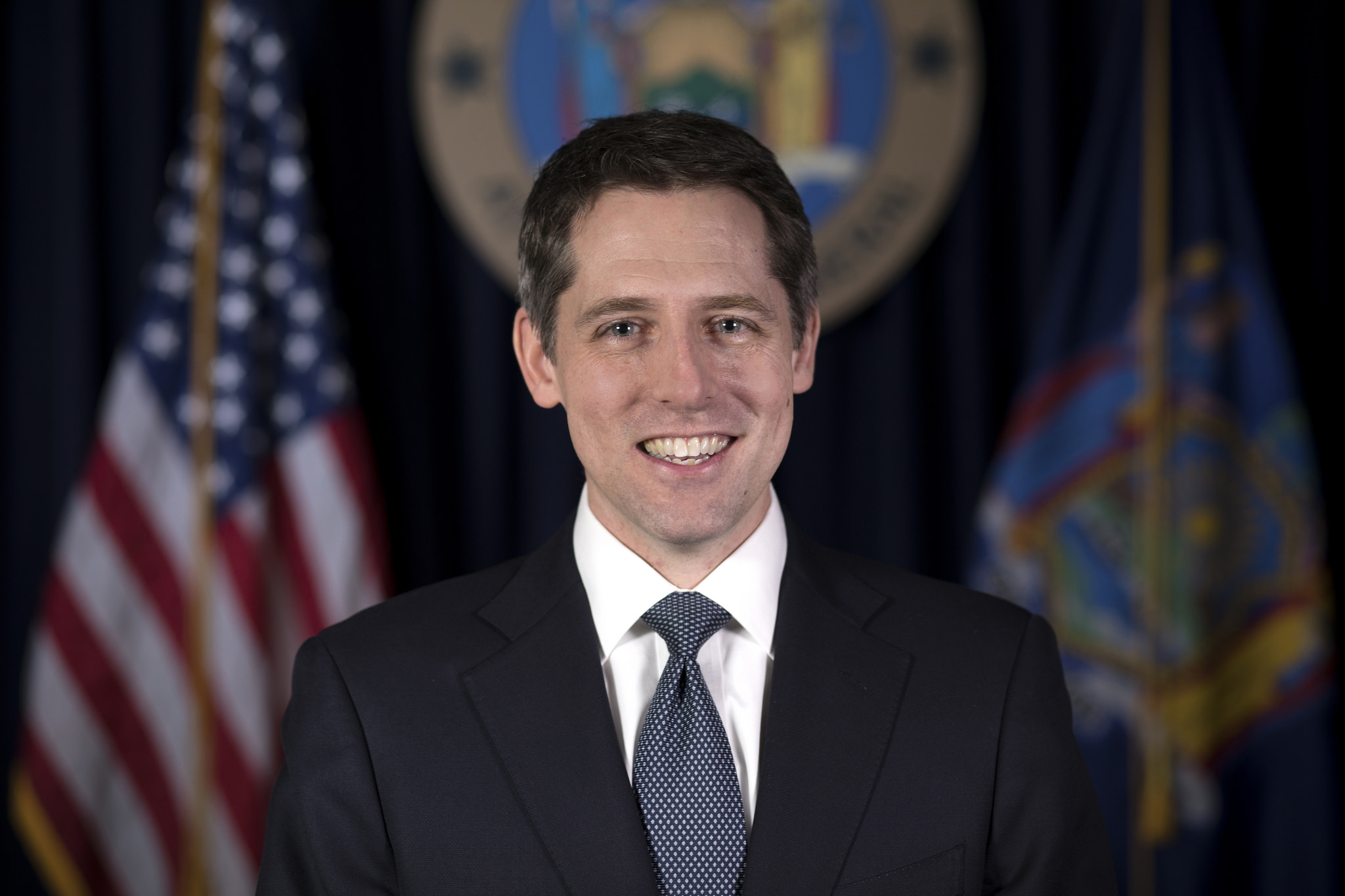 Executive Deputy Attorney General for Social Justice Matthew Colangelo
