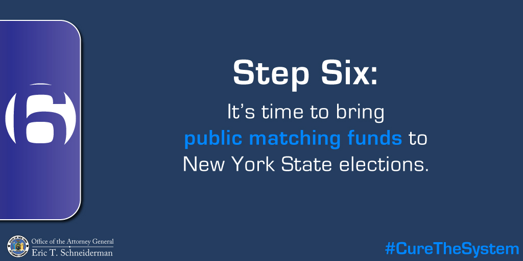 Combatting Pervasive Corruption In Albany | New York State ...