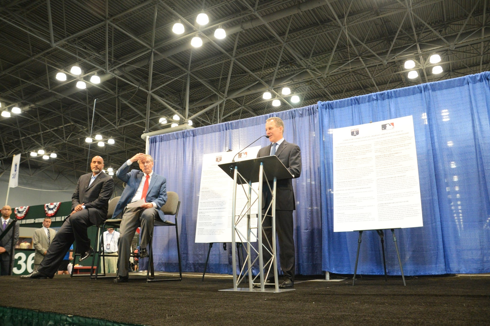 A.G. Schneiderman, MLB Commissioner Selig & the MLBPA ...