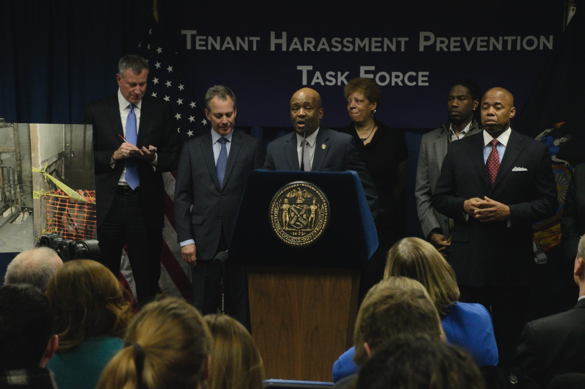 Tenant Harassment Prevention Task Force Launches in ...