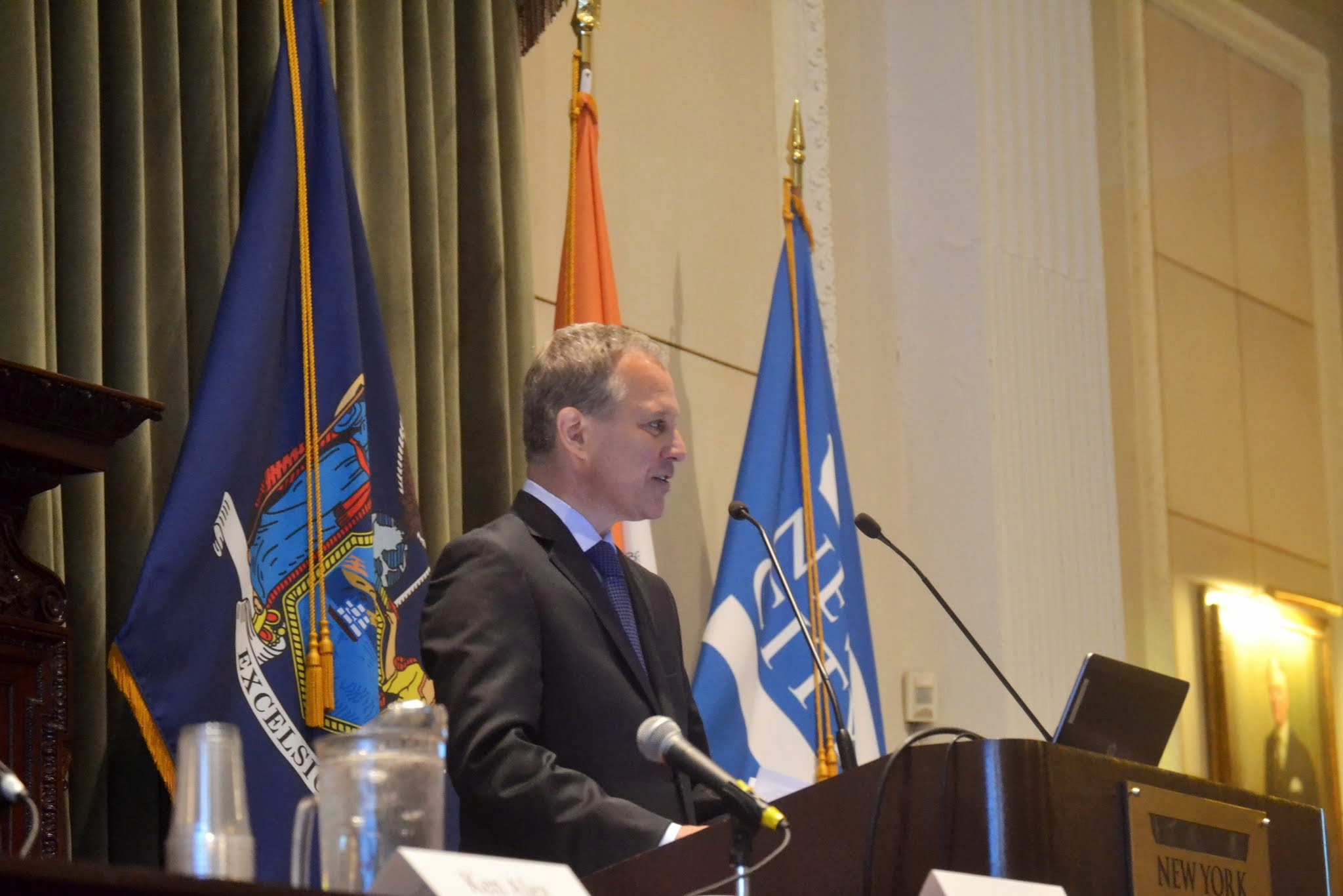 Schneiderman Calls For Action By States And Cities On ...