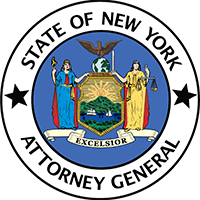 Seal for the New York State Attorney General's Office