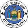 seal of the New York State Attorney General's Office