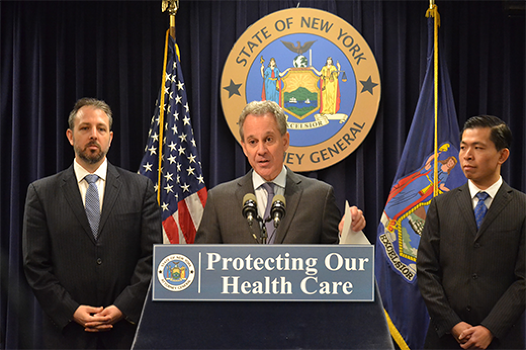 New York State Attorney General   New York State Attorney General