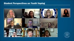 Youth Vaping in New York State Video Thumbnail