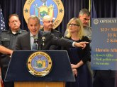 """A.G. Schneiderman, New York State Police, Massachusetts DEA Task Force Announce Takedown Of Nationwide Drug Ring In """"Operation Dirty Dope"""""""