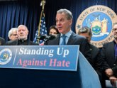 """Amid Surge Of Bias Crimes, A.G. Schneiderman Stands With Dozens Of Civil Rights Leaders To """"Stand Up To Hate,"""" Issues Urgent Bulletin To Local Law Enforcement Offering Guidance In Identifying And Prosecuting Hate Crimes"""