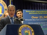 A.G. Schneiderman Announces Partial Multistate And Federal Settlements Of Up To $15 Billion With Volkswagen, Audi And Porsche, Including Unprecedented Relief For Defrauded New Yorkers