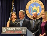 A.G. Schneiderman Announces First-Of-Its-Kind Analysis Illustrating Gun Trafficking Into NY