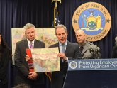 """A.G. Schneiderman Announces Take Down Of Massive Organized Theft Ring: """"Operation Sticky Fingers"""""""
