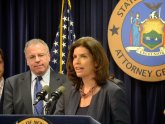 A.G. Schneiderman Urges Retailers To Keep Toxic Toys Off Shelves